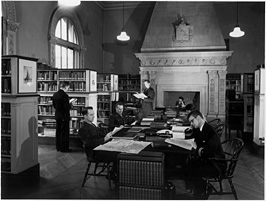 NGS Library and WWII