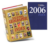 NGS Publications Index